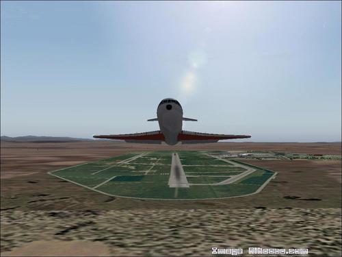 Hawker Siddeley Trident version 2 & 3 FS2004