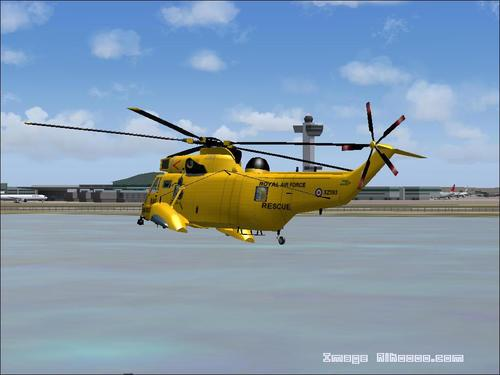 Sikorsky CH-124 Sea King HAR3A FS2004