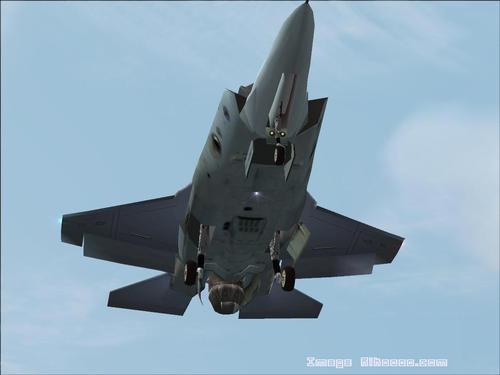 Lockheed Martin X-35B M47 FS2004