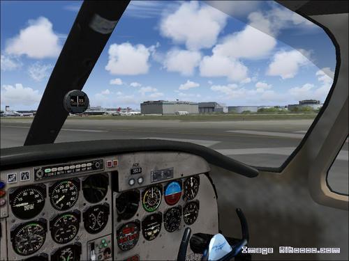 Aero Commander AC 500 Cargo FS2004