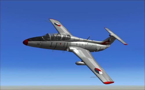 Aero L-29 Delfin FSX & P3D