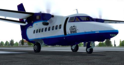 ЛІТЬ L-410 Turbolet FSX  &  P3D