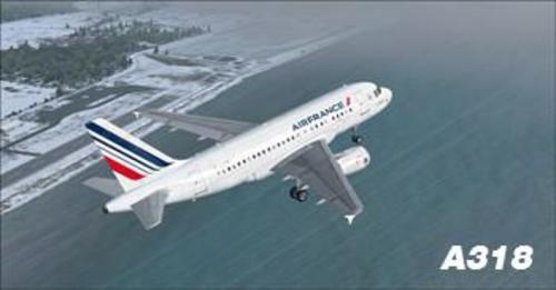 Az Air France flotta v2.1 FSX + P3D