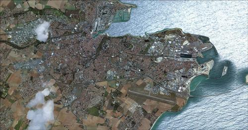 ലാ റോച്ചൽ - Île De Ré LFBH FSX  &  FSX ആവി