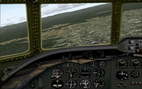 Lockheed Constellation (Alphasim) FS2004
