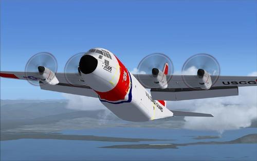 Lockheed Martin C-130J-30 for FSX