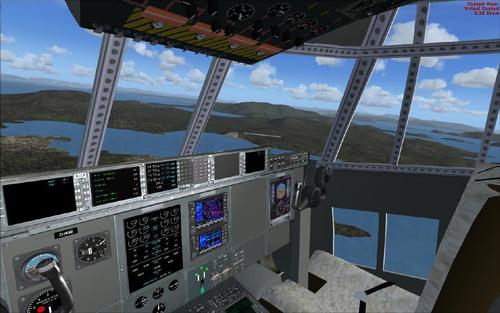 Lockheed Martin C-130J-30 for FSX