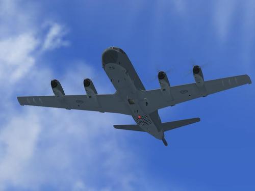 Lockheed P-3C Orion Team FS KBT FS2004