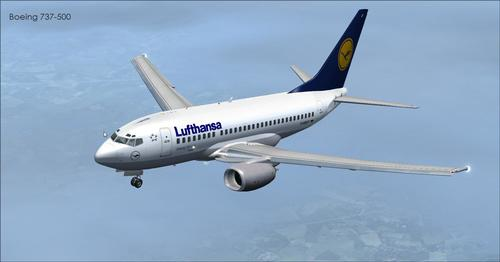 Lufthansa Pack FSX in P3D