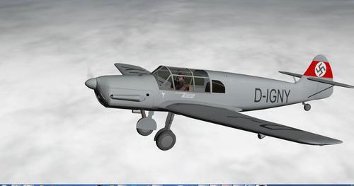 മെസ്സെർസ്മിറ്റ് Bf.108 ടൈഫൺ X-Plane  9