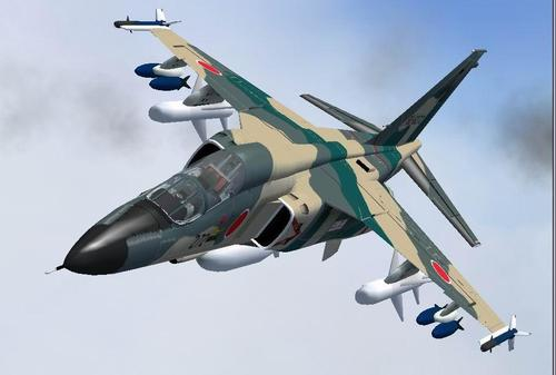 三菱F-1 FS2004