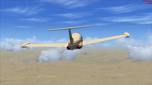 Morane Saulnier MS-760 Paris Jet FSX SP2