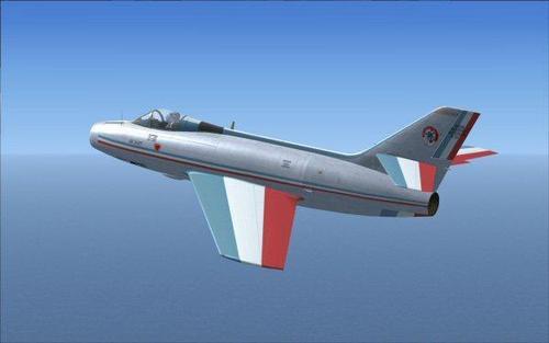 Dassault Mystère IV A FSX