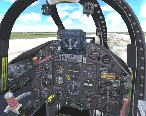 Dassault Mystère IV A FS2004