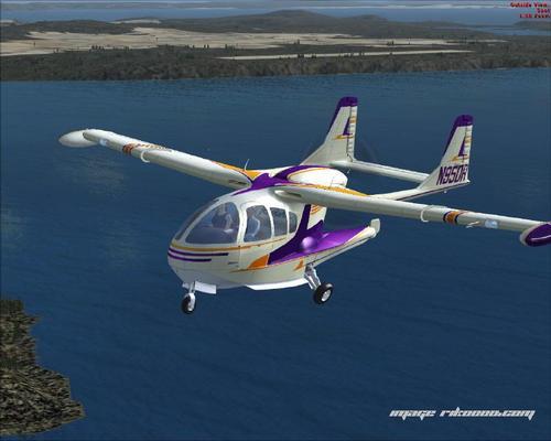 Nardi ফাঃ-333 Riviera সংস্করণ 1.0 (সমঞ্জসে FS2004)