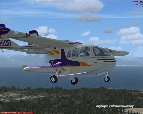 Nardi FN-333 Riviera Version 1.0 (Compatible FS2004)