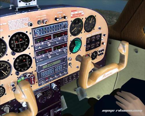 Nardi FN-333 Riviera v1.0 FSX & P3D & FS2004