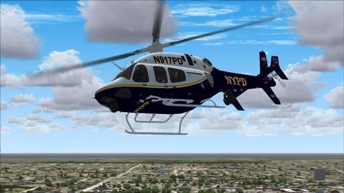 Bell 429 GlobalRanger nunui Paka FS2004