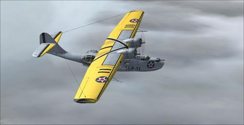 Consolidated PBY Catalina FS2004