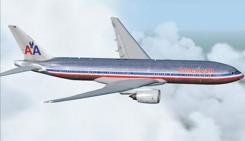 """""""POSKY Boeing 777-200 Pack"""" FSX  &  P3D"""