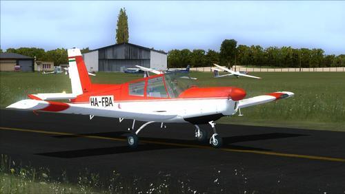 PWDT Zlin Z 43 FS2004