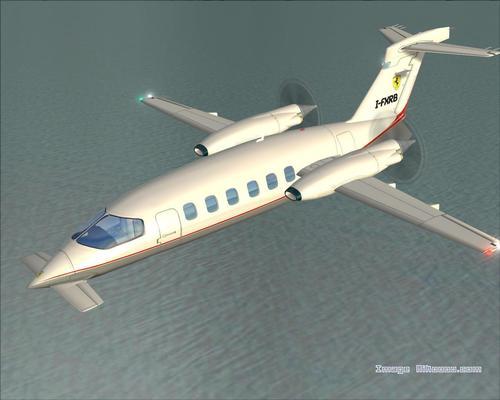 比亞喬P-180阿凡提FS2004