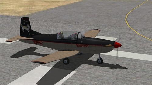 Pilatus PC-7 V2.0 FSX