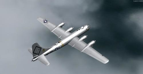 Боїнг B-50 Superfortress V.1 FSX  &  P3D