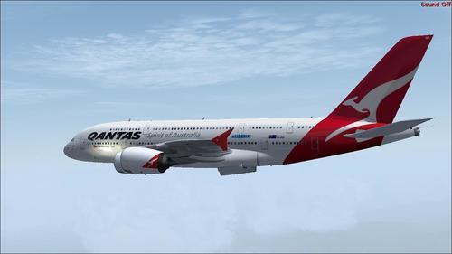 Qantas Ultimate Pack 2012 FS2004
