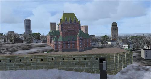 Ville de Quebec 2.0 FSX & P3D