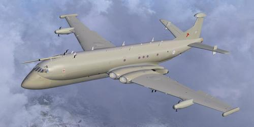 Britse Aero Space Nimrod Pakket FSX & P3D