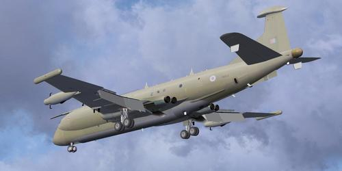British Aerospace Nimrod Package FSX & P3D