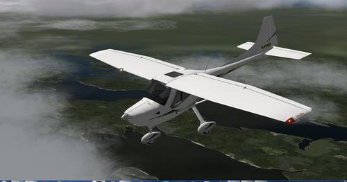 Remos GX ka vFlyteAir v5.1 X-Plane  10