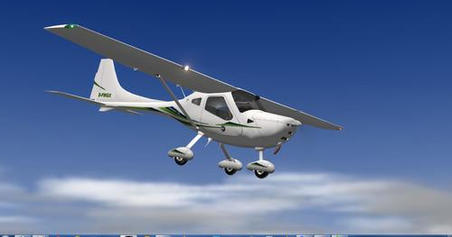 Remos GX by vFlyteAir v5.1 X-Plane 9