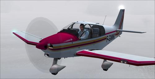 Robin DR400 Bupati FS2004