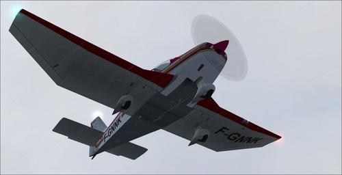 Robin DR400 Regent FS2004