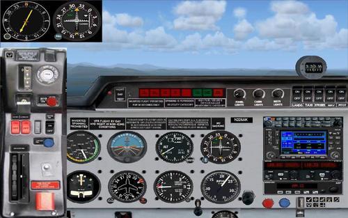 Robin R2160 Alpha & 160A for FSX SP2