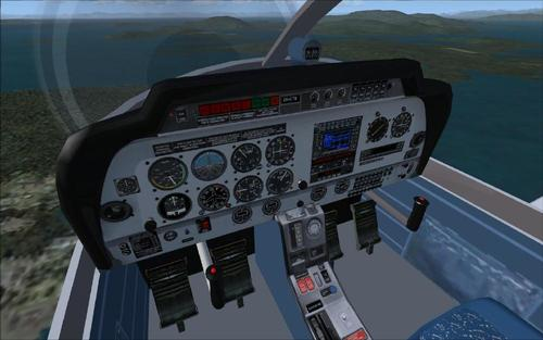 Robin R2160 Alpha & 160A for FS2004