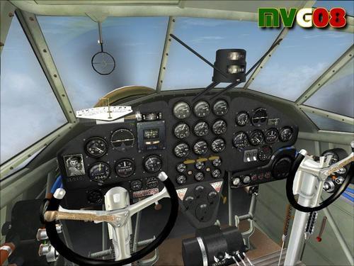 Savoia Marchetti SM-79 MVG FSX & P3D
