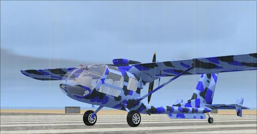 Morský vták Seeker SB7L-360 Serie 2 FSX & P3D