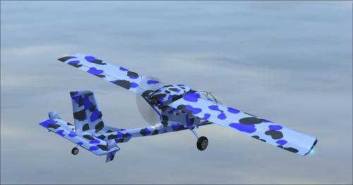 Seabird Seeker SB7L-360A Serie 2 FSX & P3D