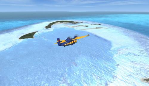 Seychelles Photo Real Scenery Pack FSX & P3D