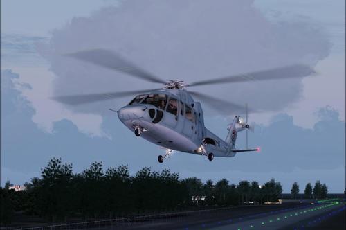 Sikorsky - S76 Nemeth FS2004
