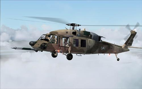 Sikorsky Pavehawk UH-60 FS2004