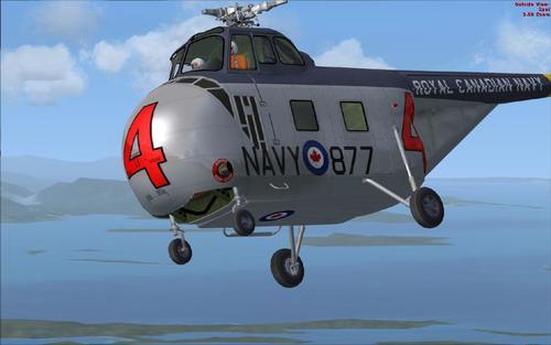 Sikorsky S-55 Bo'ron FS2004