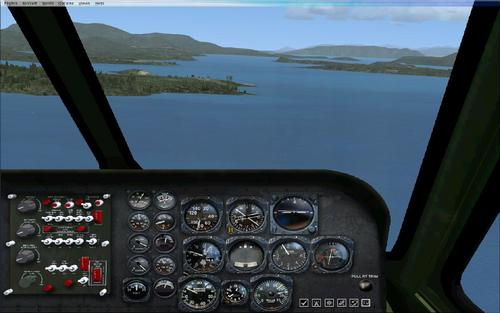Sikorsky S-55 Whirlwind FS2004