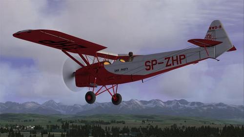 Simhangar RWD-8 PWS FSX & P3D