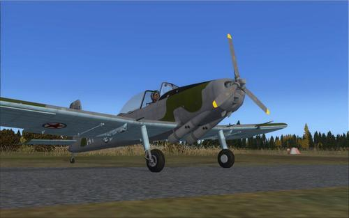Soko J-20 Kraguj FSX-SP2