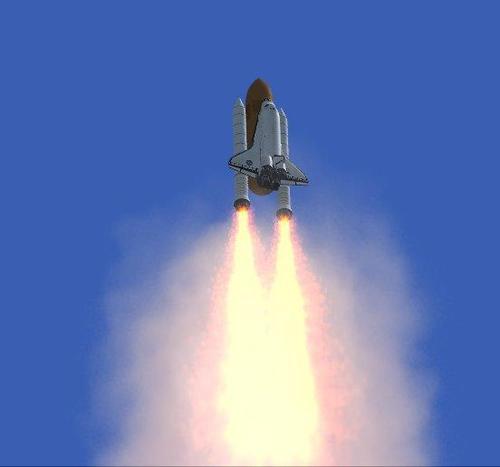 Avaruussukkula Atlantis FSX-SP2