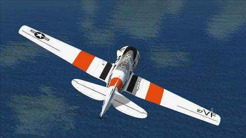 North American T-6G Texan mo FSX SP2